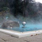 scattata in dicembre. Fuori è freddo ma l'acqua è calda: libidine!!!