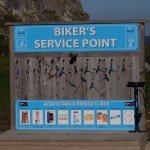 attrezzatura per le Bike