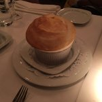 The yummy soufflé