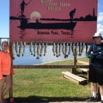 "Our fishing trip while at Drifters. Largest trout was 21"". Great time."