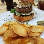 Greek burger :)