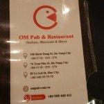 ภาพถ่ายของ Om Pub & Restauran Hue