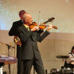 Greg Thompson is an amazing performer. He can make a fiddle sing