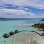 Foto de Vahine Island Resort