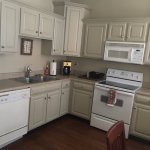 Great full kitchen in room