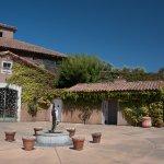 Viansa Winery Courtyard