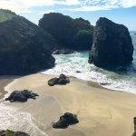 The Lizard and Kynance Cove Foto