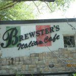this is the charming Brewster's