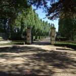 entrée du Chateau de Noirieux
