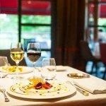 plat Restaurant Le Jeu de Paume
