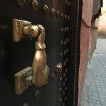 Al Badia's door