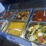 Sat lunch buffet, the beat deal!
