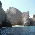 Photo de Playa del Amor (Lover's Beach)