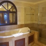 Junior Suite with plunge pool - bathroom