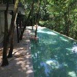The Secret Infinity Pool