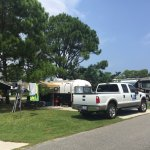 Foto de Ocean Waves Campground