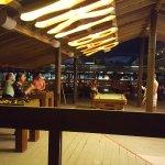 Tiki Bar At Holiday Isle Foto