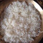 Thali set, naan, chow mien, steam momo, basmati rice, masala tea.