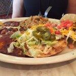 #6 Enchilada, Taco, Chalupas