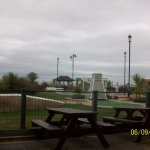 Crazy Golf from Clubhouse Cafe