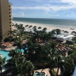 The Marriott Marco Island resort is a splendid resort. The beaches are pristine. The pool area s
