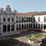 universidad de evora panoramica
