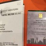 Foto di BEST WESTERN Hotel Milton Milano