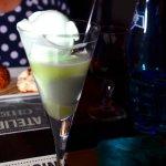 2 bollen ijscrème 'citron vert' met Limoncello