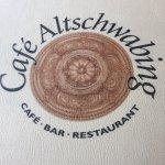Cafe Altschwabing Foto