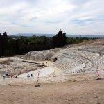 Siracusa - Greek Amphitheater - around 45 mins away.