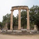 TaxiKatakolo Tours to Ancient Olympia by Stamos Foto
