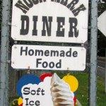 Noon Mark Diner Foto