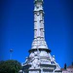 statue opposite the Museu da Presidencia da Republica