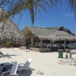 Cas Abou Beach Foto