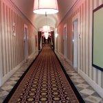 Kimpton Hotel - Monoco Wash, DC - main hallway