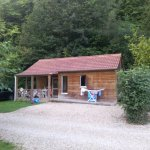 Camping Le Val de Trie Foto