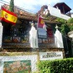 `Hotel Rural Albamanjón