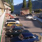 """VOLVOS IN OSOYOOS"" STAY AT THE POPLARS"