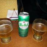 Cerveja boa!