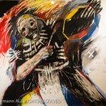 Rick Bartow Retrospective @ Museum of Contemporary Native Arts, Santa Fe, NM, USA
