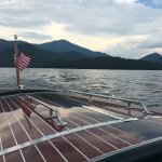 boat tour of lake placid by the hotel