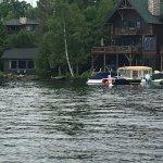 Foto de Lake Placid Lodge