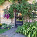 Guiting Guest House Front Door