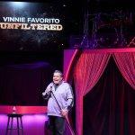 Vinnie Favorito Unfiltered at the Westgate Las Vegas Resort & Casino.