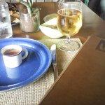 Cerveza y aperitivo