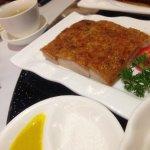 Roast pork, the star