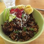 Acai bowl. Delicious way to start the day!