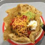 Taco Salad. A MUST!