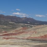 Here's a shot our grandson took at the Painted Hills Unit.