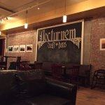 Back room at Nocturnem
